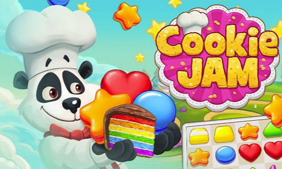 Android game - Cookie Jam