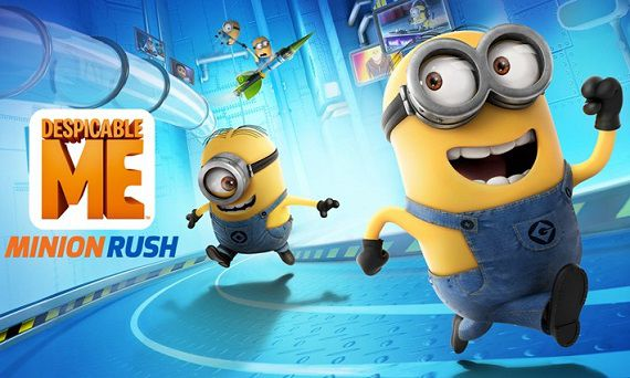 Android game - Despicable Me