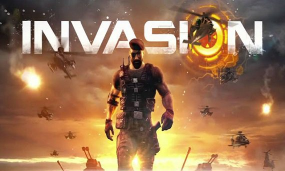Android game - Invasion