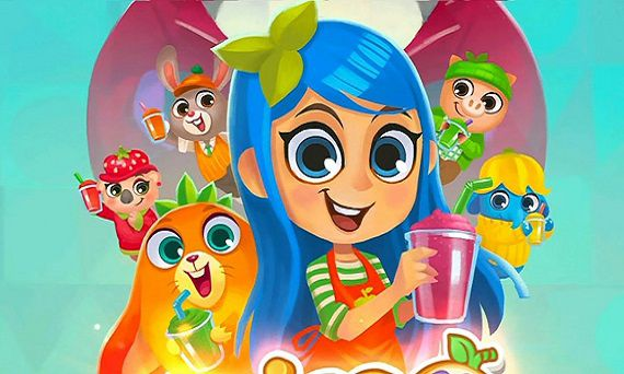 Android game - Juice Jam