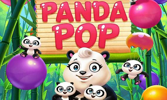 Android game - Panda Pop